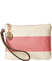 Tommy Hilfiger - Novelty - Woven Rugby Canvas Wristlet