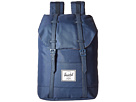 Herschel Supply Co. Retreat (Navy/Navy Synthetic Leather)