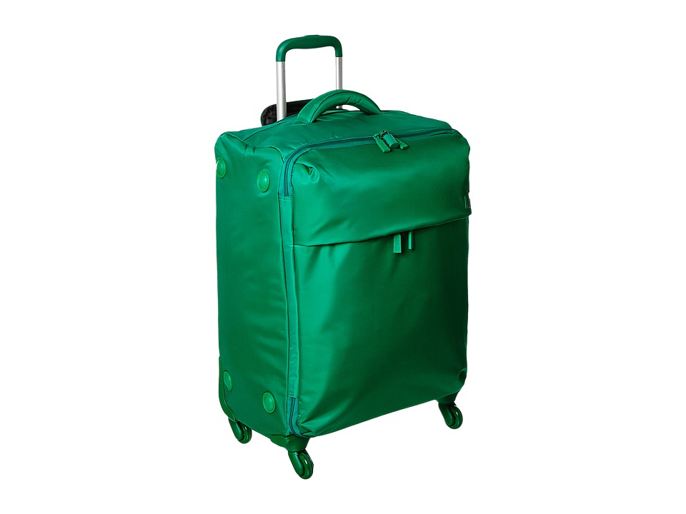 Lipault Paris 4 Wheeled 25 Packing Case Green Luggage