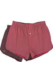 Lacoste - 2-Pack Net/Airplane Woven Boxer