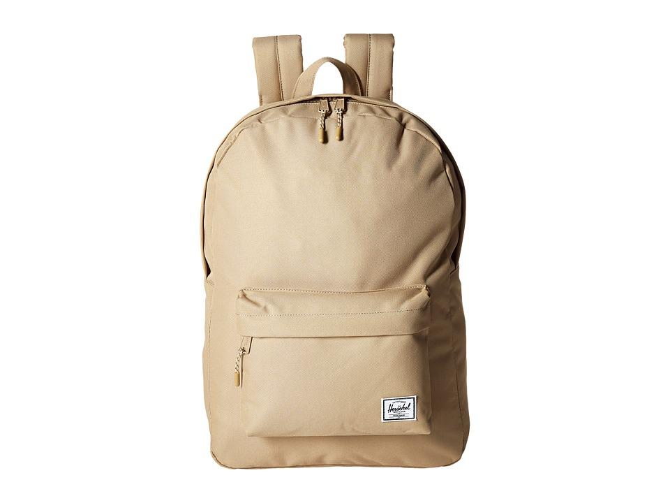 Herschel Supply Co. Classic Khaki Backpack Bags