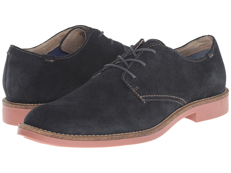 Mark Nason - Coley (Navy Suede) Men