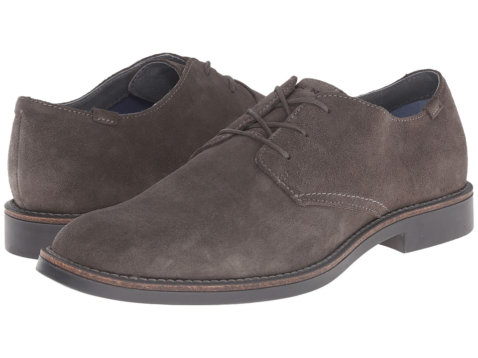 Mark Nason - Coley (Gray Suede) Men