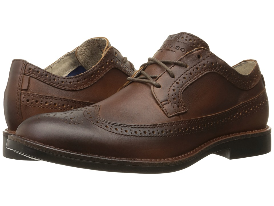Mark Nason - Foxhill (Cognac Leather) Mens Lace up casual Shoes