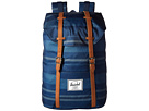 Herschel Supply Co. Retreat (Navy Fouta/Tan Synthetic Leather)