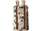 Herschel Supply Co. Little America Mid-Volume (Tropical Floral/Tan Synthetic Leather)