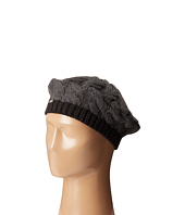 Calvin Klein - Contrast Rib Cable Beret