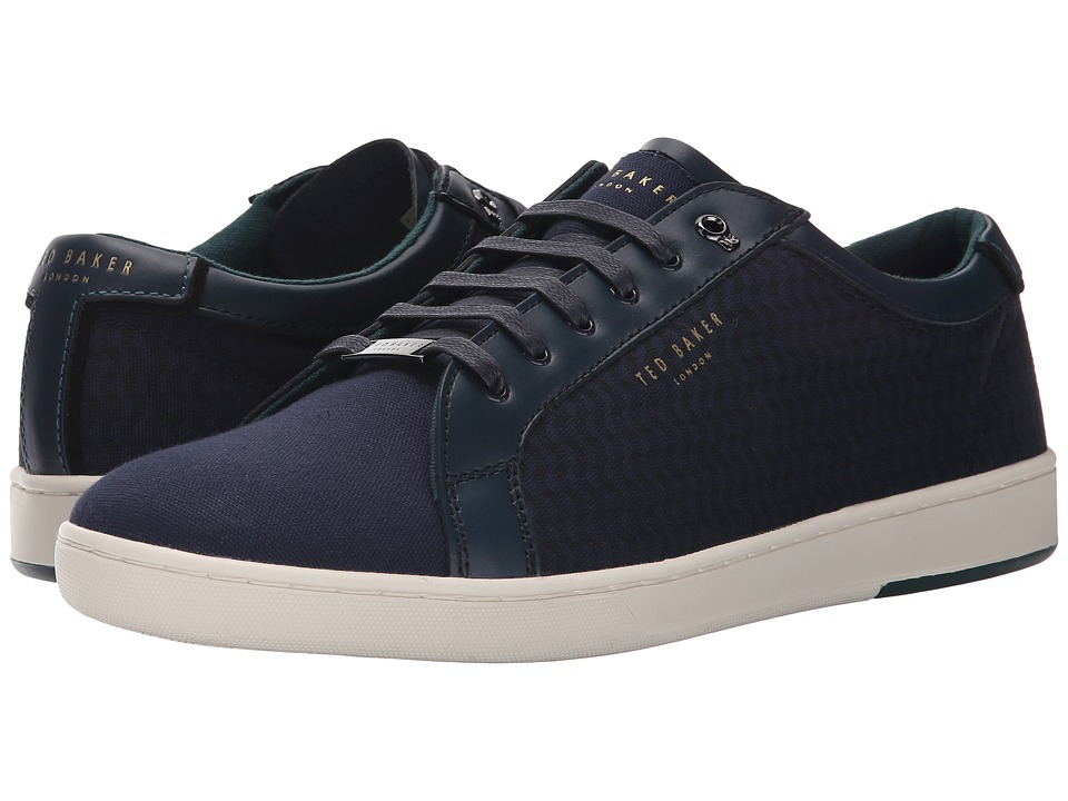 Ted Baker Keeran 3 (Dark Blue Textile) Men