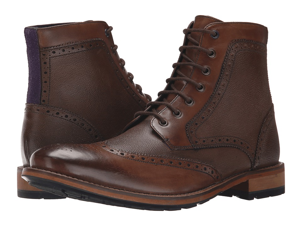 Ted Baker Sealls 3 (Brown Leather) Men