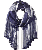Calvin Klein - Urban Plaid Blanket Scarf