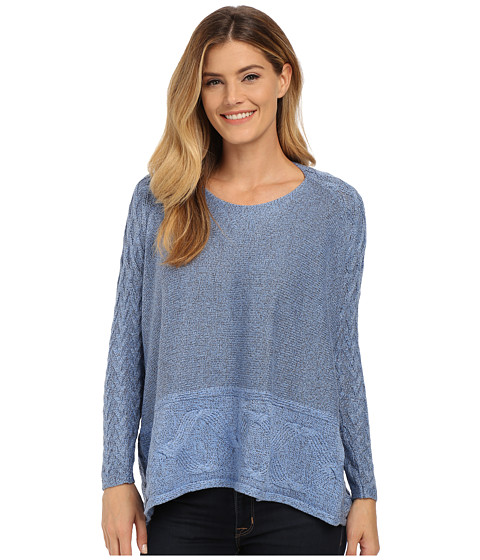 NIC+ZOE Cozy Stitched Top