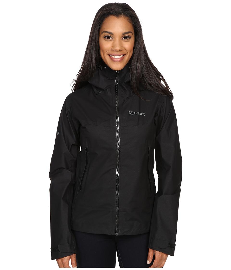 Marmot Starfire Jacket Black Womens Coat