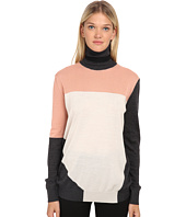 McQ - Color Block Roll Neck