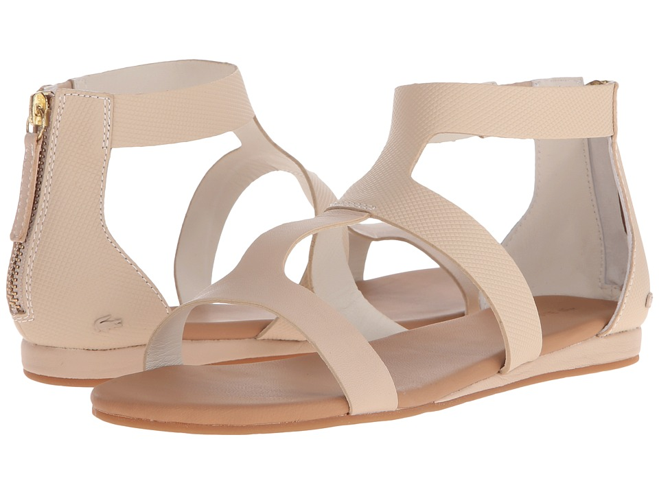 Lacoste Atalaye Natural Womens Sandals