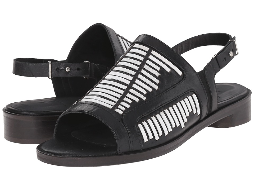 THAKOON ADDITION Taylor 4 Black Womens Sandals