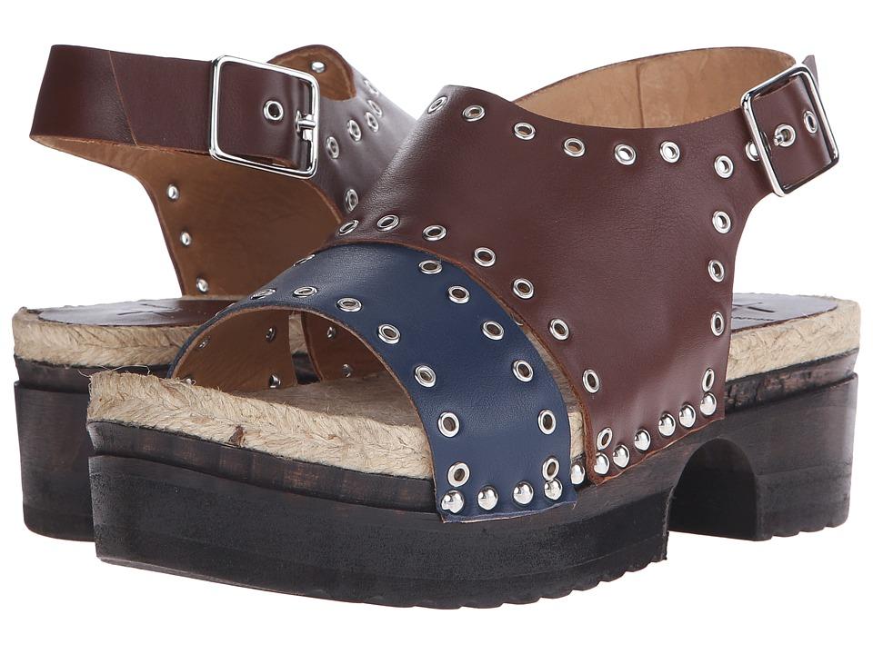 THAKOON ADDITION Joplin 1 Multicolor Womens Sandals