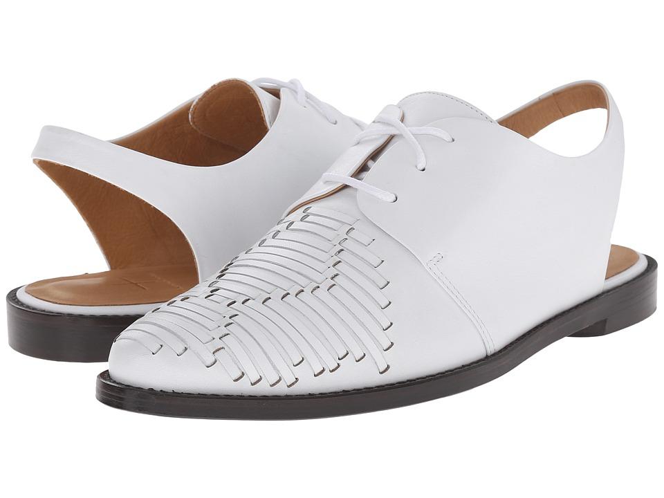 THAKOON ADDITION Karolina 3 White Womens Shoes