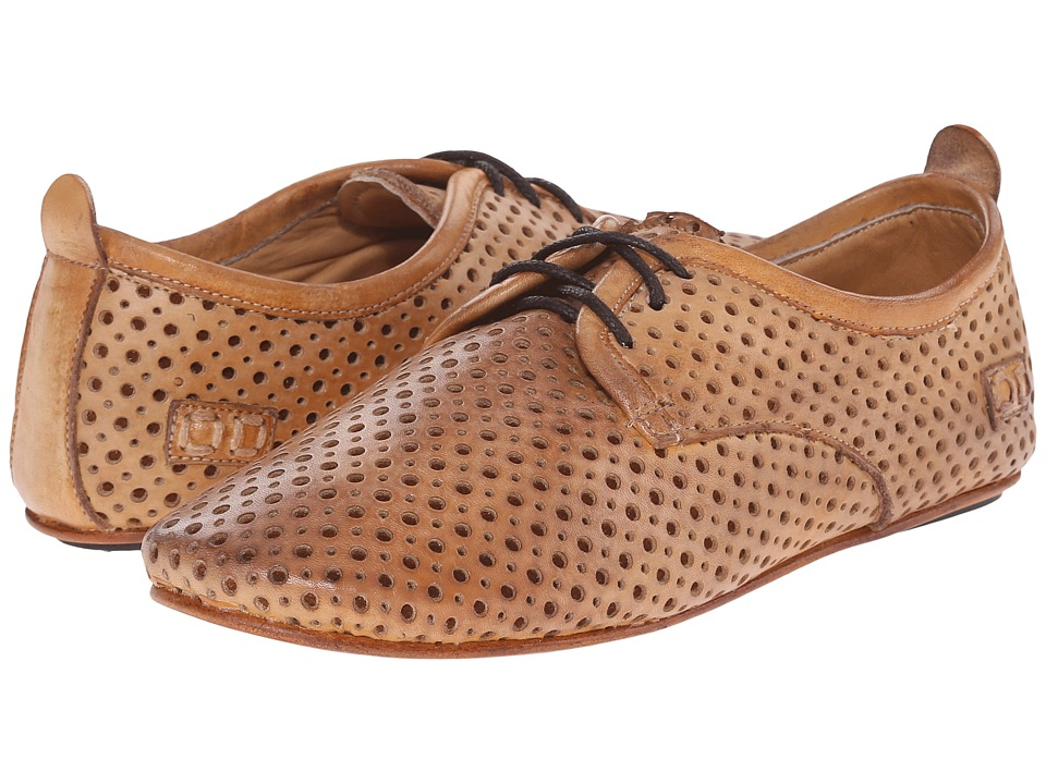 Bed Stu Mambo Natural Rustic Womens Shoes