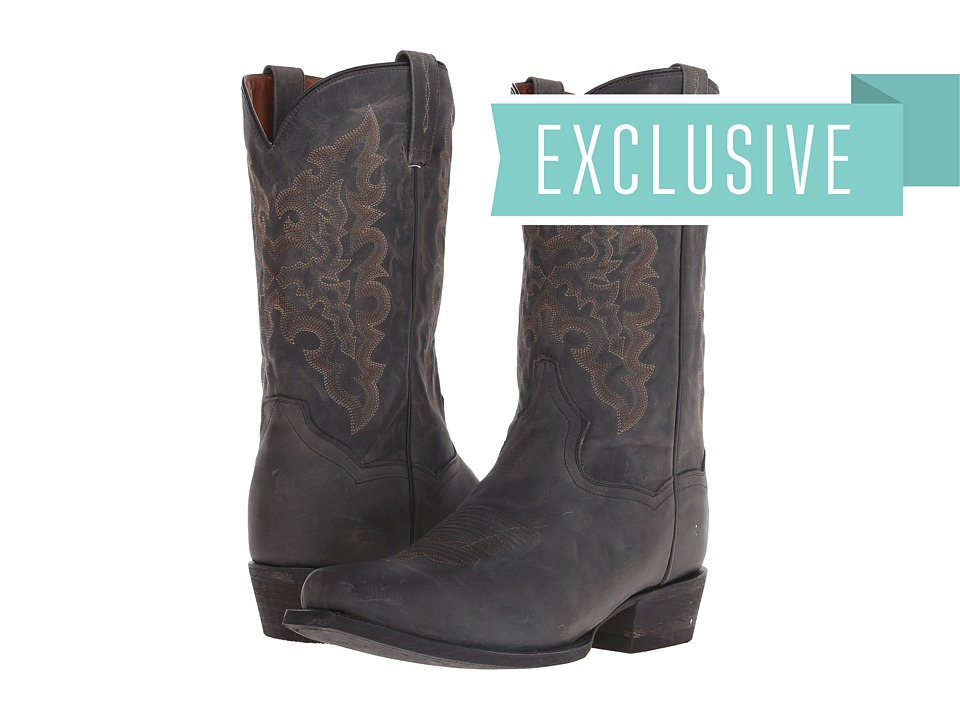 Dan Post Bennett Slate Cowboy Boots