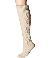 Free People - Cozy Cable OTK Sock