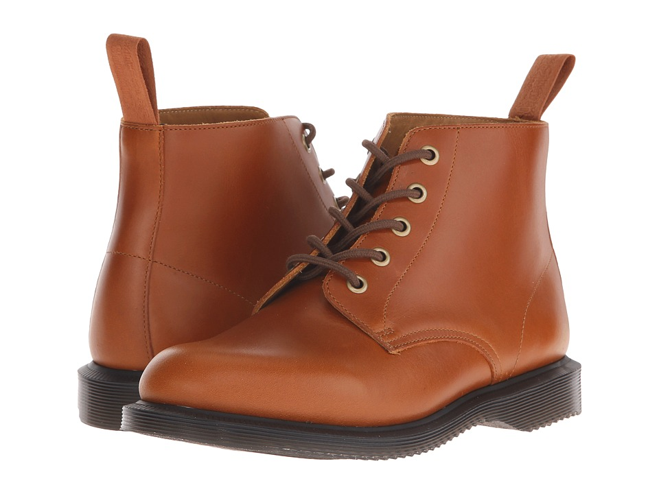 Dr. Martens Emmeline 5 Eye Boot Oak Analine Womens Lace up Boots