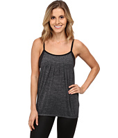 Beyond Yoga - Pleated Twofer Tank Top