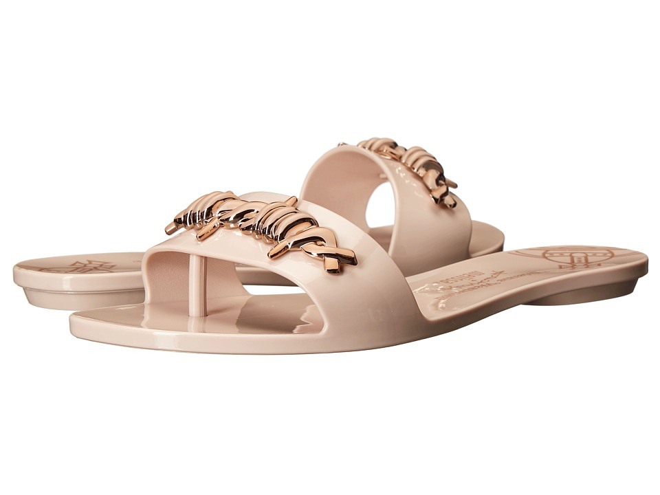 Vivienne Westwood - Anglomania + Melissa Lovely Sandal (Pale Pink/Rose Gold) Women