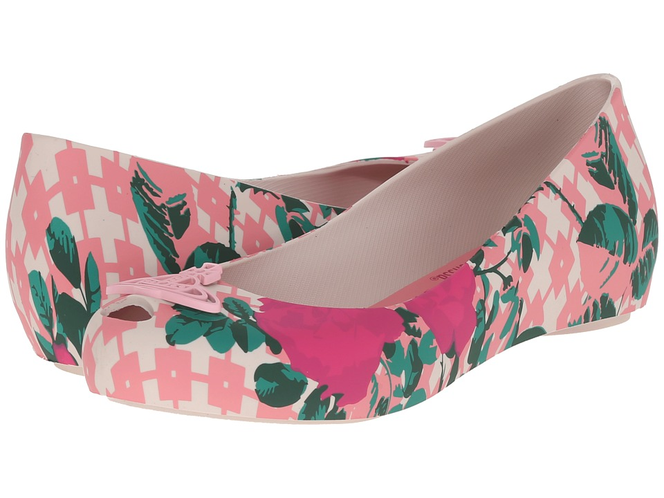 Vivienne Westwood - Anglomania + Melissa Ultra Girl (Pink) Women