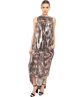 Vivienne Westwood - Wraped Tartan Lurex Fatima Dress