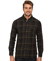 VISSLA - Overcast Flannel Long Sleeve Flannel Woven