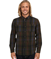 VISSLA - Bunker Flannel Long Sleeve Flannel Woven