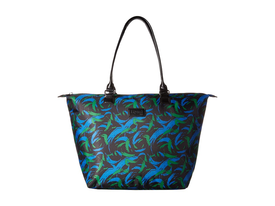 Lipault Paris - Shopping Tote (M) (10th Anniversary Print) Tote Handbags