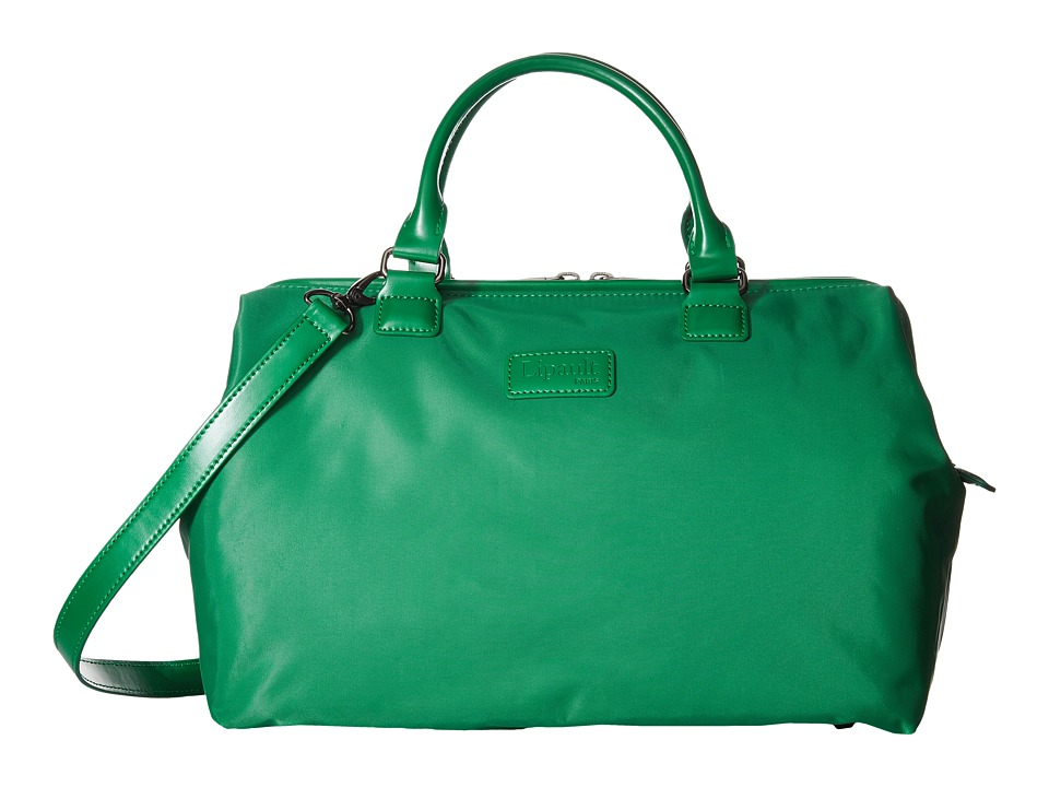 Lipault Paris Bowling Bag M Green Duffel Bags