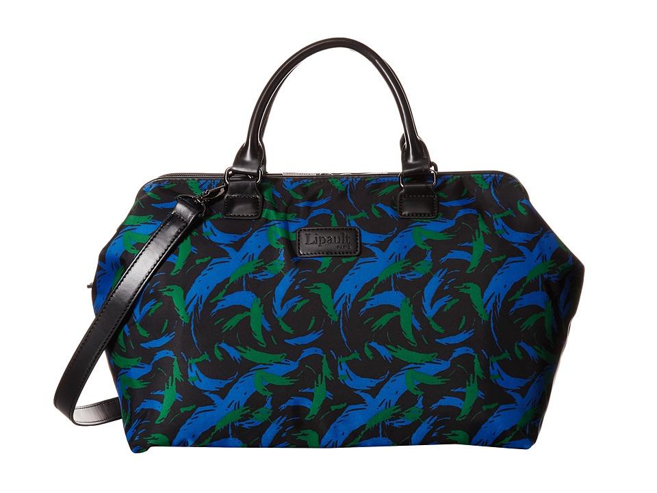 Lipault Paris Bowling Bag M 10th Anniversary Print Duffel Bags