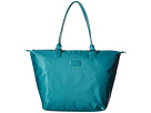Lipault Paris Shopping Tote (M) (Aqua)