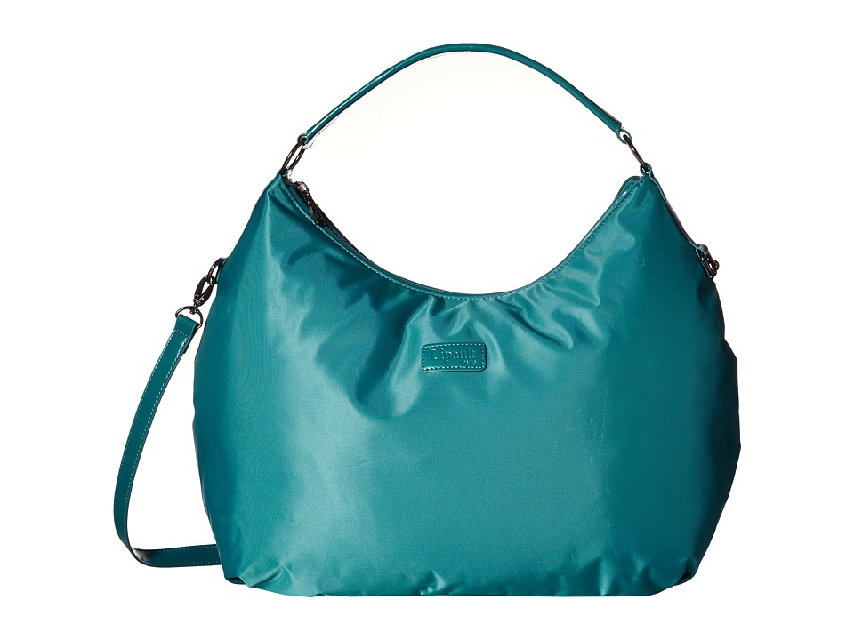 Lipault Paris - Hobo Bag (L) (Aqua) Hobo Handbags
