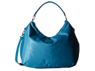 Lipault Paris Hobo Bag (M) (Aqua)