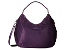 Lipault Paris Hobo Bag (M) (Purple)