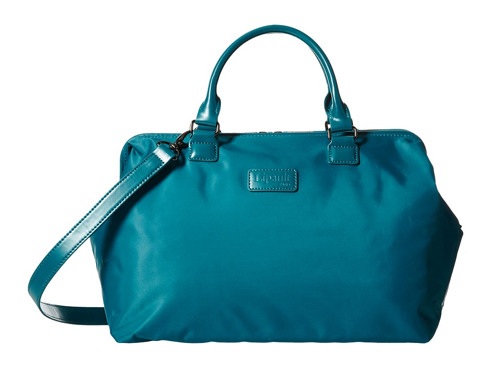 Lipault Paris Bowling Bag M Aqua Duffel Bags