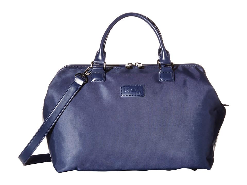 Lipault Paris - Bowling Bag (M) (Navy) Duffel Bags
