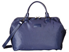 Lipault Paris Bowling Bag (M) (Navy)