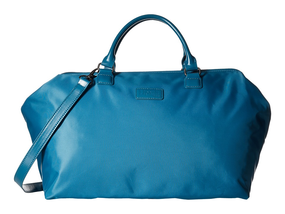 Lipault Paris Bowling Bag L Aqua Duffel Bags