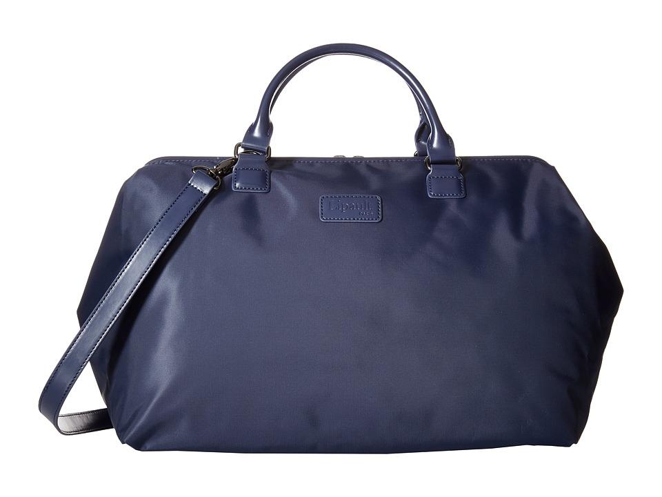Lipault Paris - Bowling Bag (L) (Navy) Duffel Bags