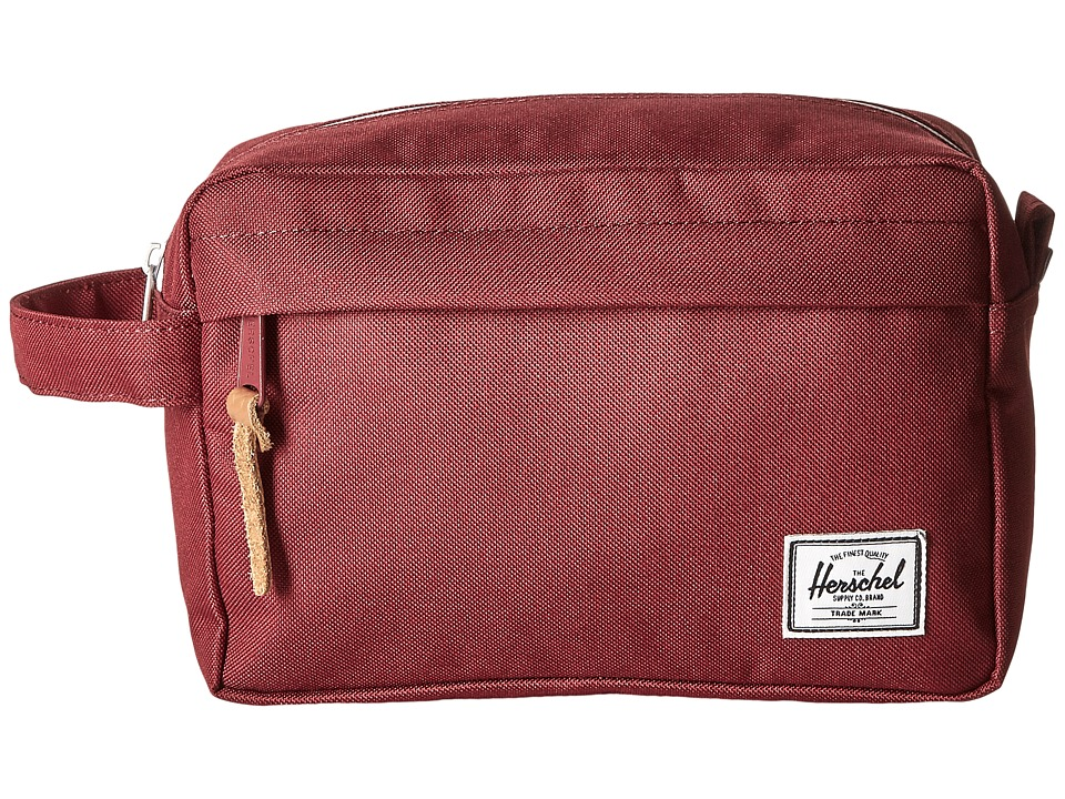 Herschel Supply Co. - Chapter (Windsor Wine) Toiletries Case