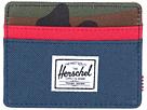 Herschel Supply Co. Charlie (Navy/Red/Woodland Camo)
