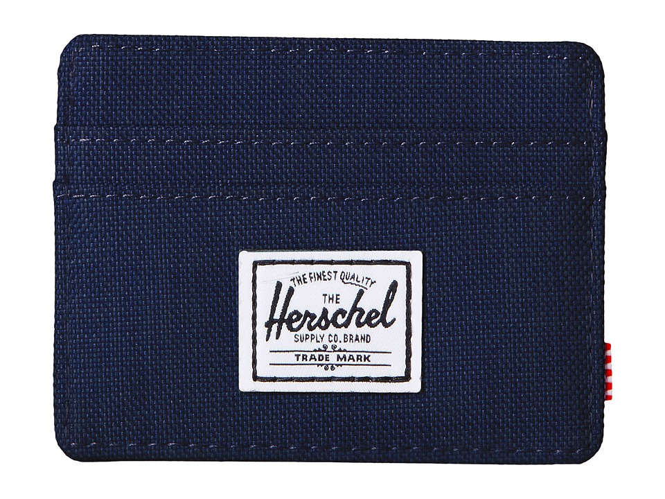 Herschel Supply Co. - Charlie (Navy) Credit card Wallet