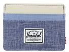 Herschel Supply Co. Charlie (Limoges Crosshatch/Chambray Crosshatch/Natural)