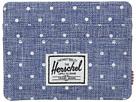 Herschel Supply Co. Charlie (Limoges Crosshatch/White Polka Dot)