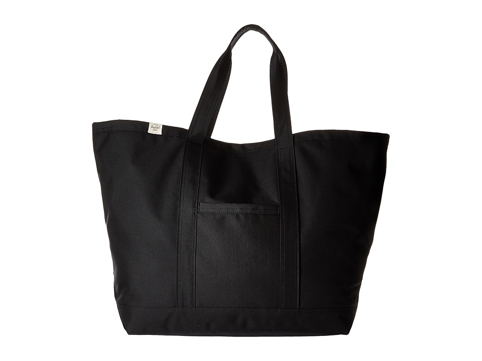 Herschel Supply Co. - Bamfield (Black) Tote Handbags