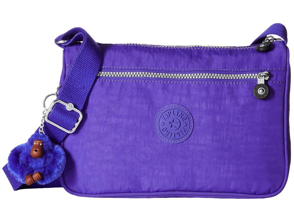 Kipling - Callie Handbag (Octopus Purple) Handbags
